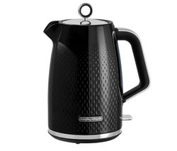 Verve 103010 Jug Kettle - Black