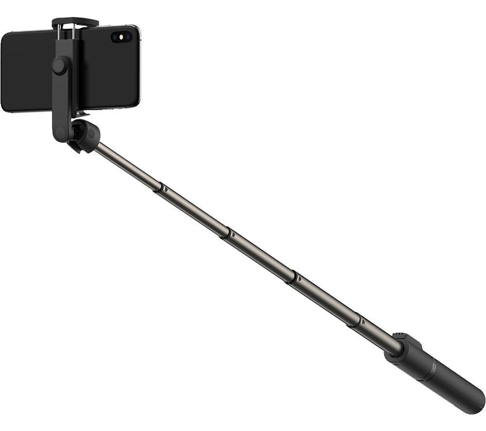 DEVIA DEV-TRIPOD-SELFIE-BLK Bluetooth Selfie Stick - Black