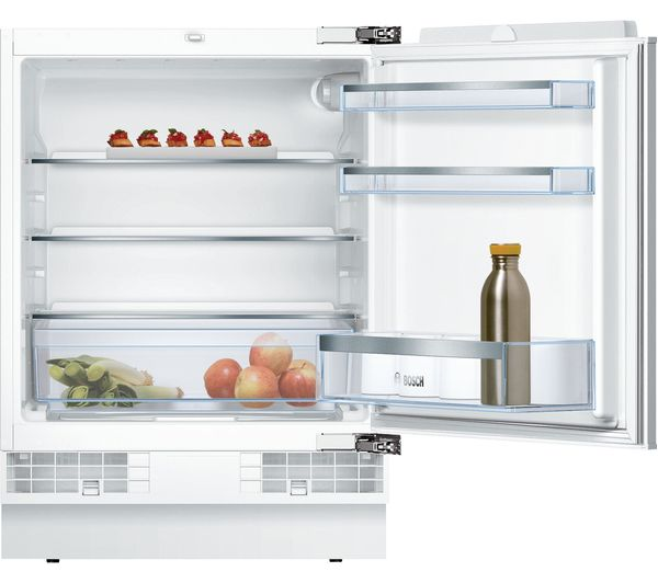 Image of BOSCH Serie 6 KUR15AFF0G Integrated Undercounter Fridge