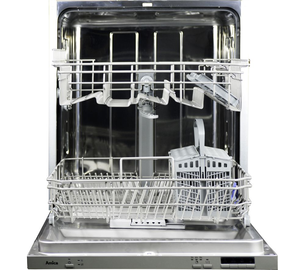 AMICA ADI630 Full-size Fully Integrated Dishwasher