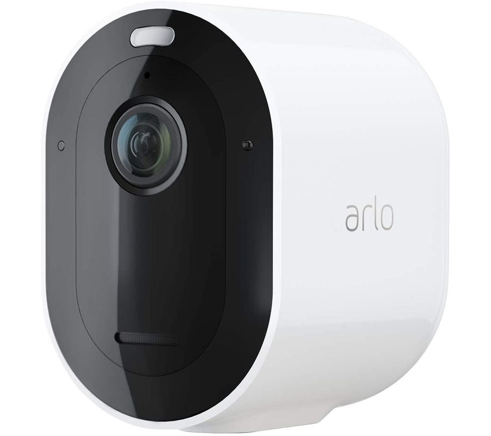 ARLO Pro 3 2K HDR WiFi Add-On Security Camera - White
