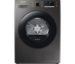 Series 5 DV90TA040AX/EU 9 kg Heat Pump Tumble Dryer - Graphite