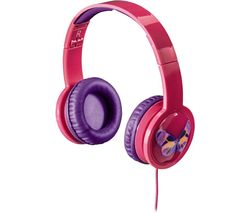 Blink'n Kids 135664 Kids Headphones - Pink