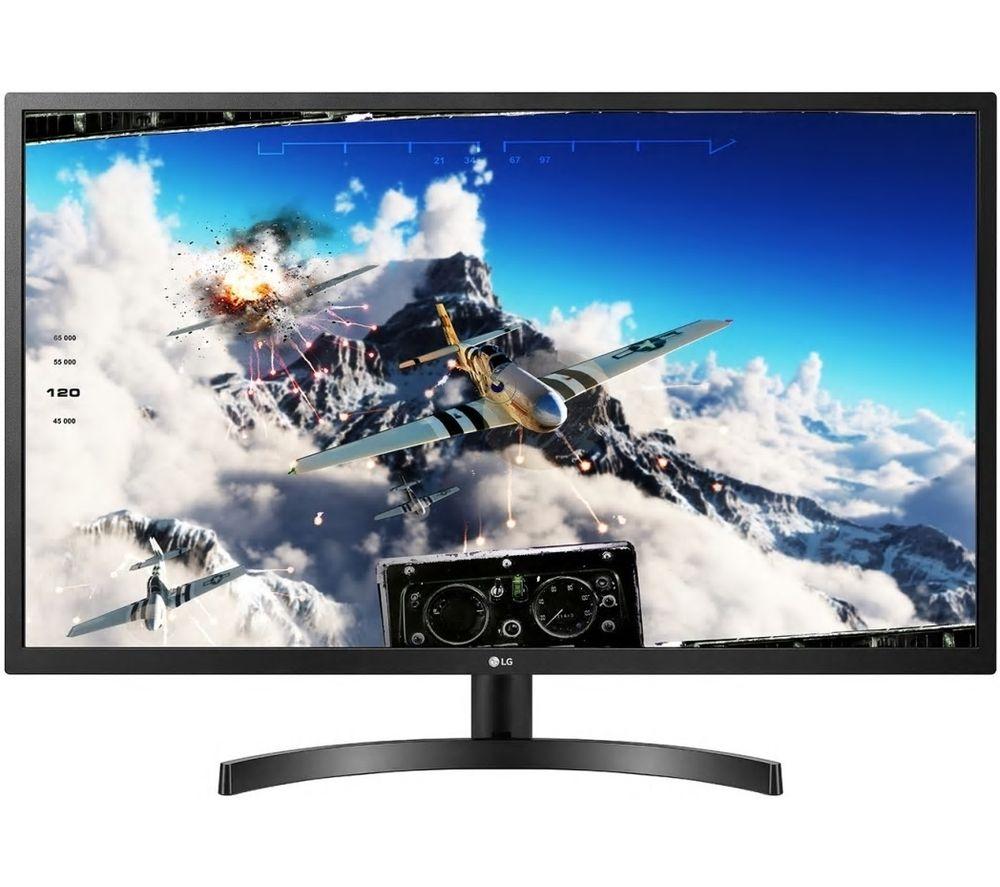 "Image of LG 32MN500M Full HD 31.5"" IPS Gaming Monitor - Black, Black"