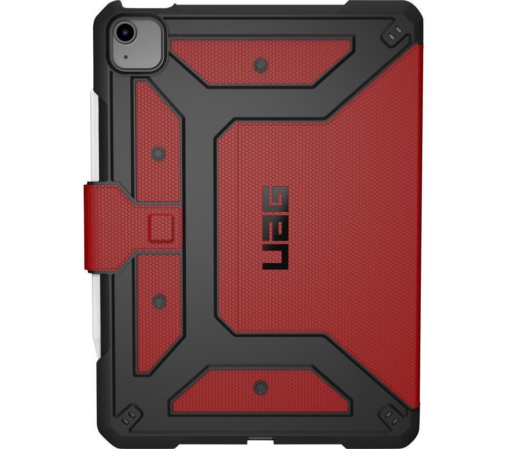 """UAG Metropolis 10.9"""" iPad Air & 11"""" iPad Pro Case - Magma"""