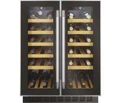 HWCB 60D UK/N Wine Cooler – Black