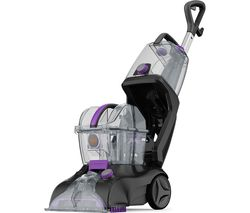 Rapid Power Refresh CDCW-RPXR Upright Carpet Cleaner - Purple & Graphite