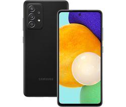 Galaxy A52 5G - 128 GB, Awesome Black