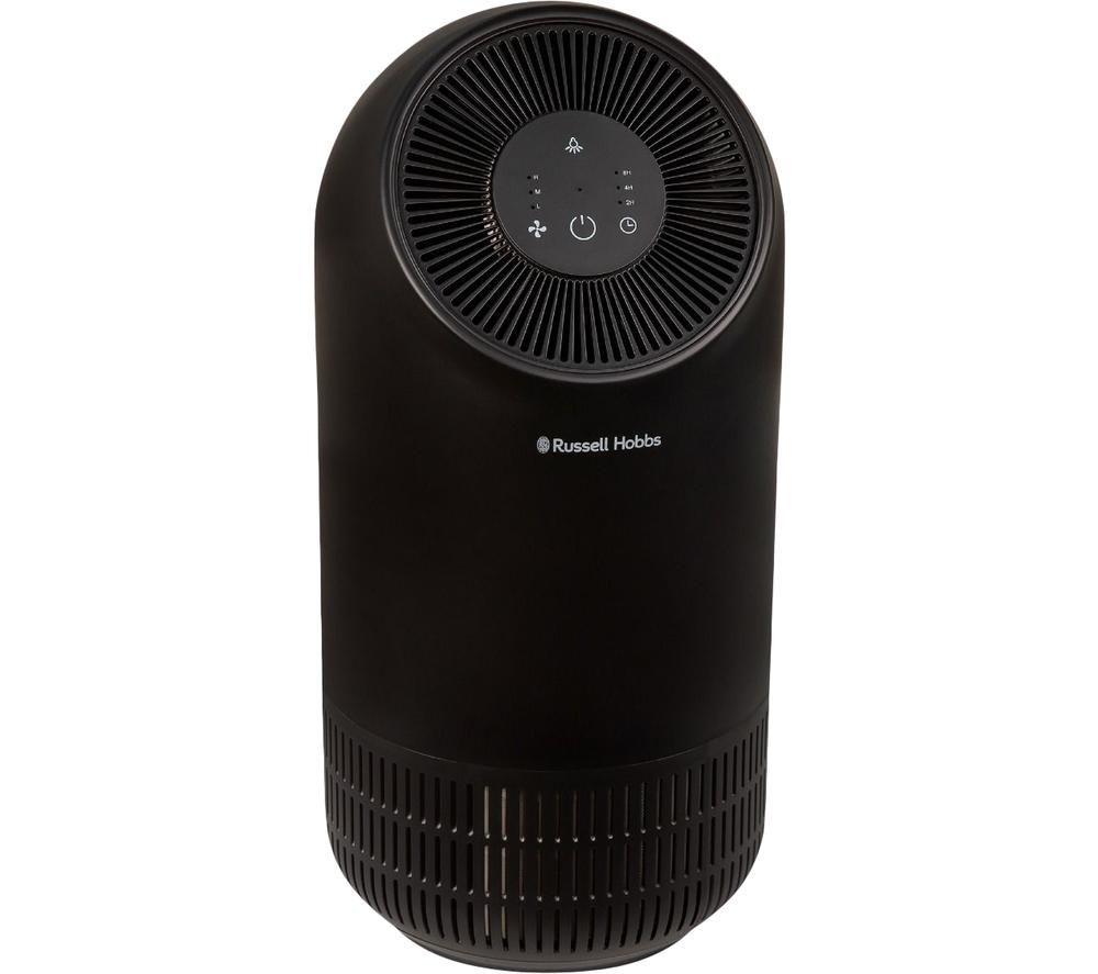 RUSSELL HOBBS RHAP1001B Portable Air Purifier