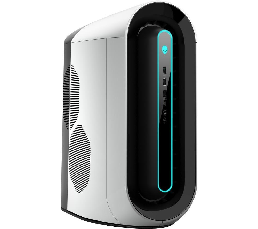 Image of ALIENWARE Aurora R10 Gaming PC - AMD Ryzen 7, RX 5700 XT, 1 TB HDD & 512 GB SSD