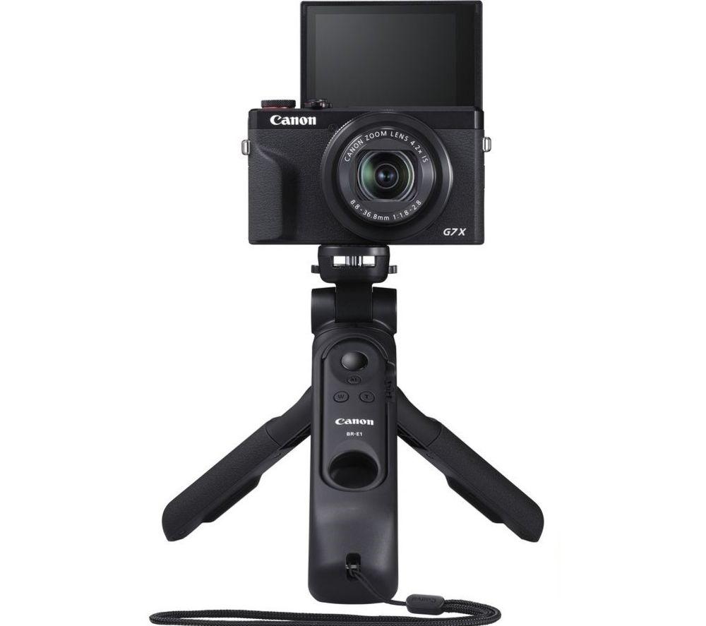 CANON PowerShot G7X MK III Compact Camera Premium Live Streaming Kit