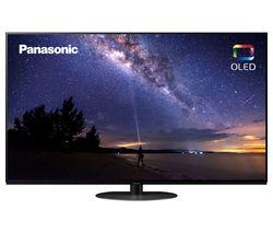 "TX-55JZ1000B 55"" Smart 4K Ultra HD HDR OLED TV with Google Assistant & Amazon Alexa"