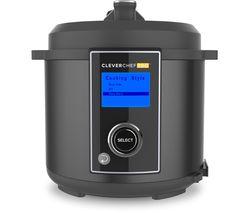 Clever Chef Pro Multicooker - Black