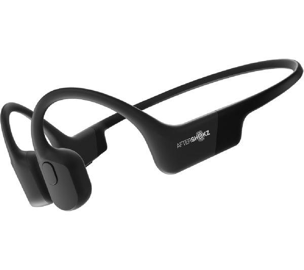 AFTERSHOKZ Aeropex Wireless Bluetooth Headphones - Black