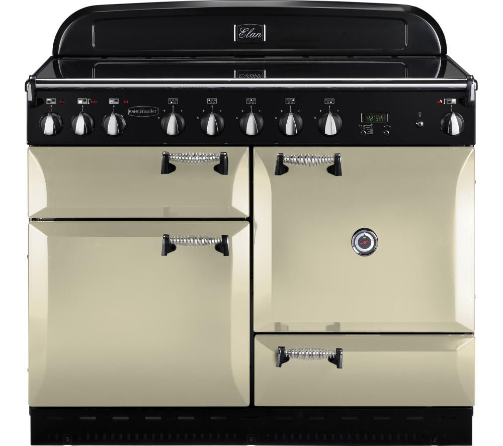 RANGEMASTER Elan 110 Induction Range Cooker - Cream