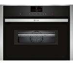 NEFF C17MS32N0B Built-in Combination Microwave - Black