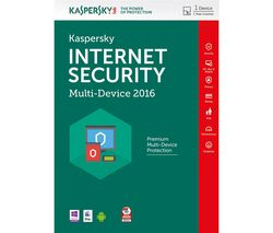 KASPERSKY Internet Security 2016 - 1 year for 1 device