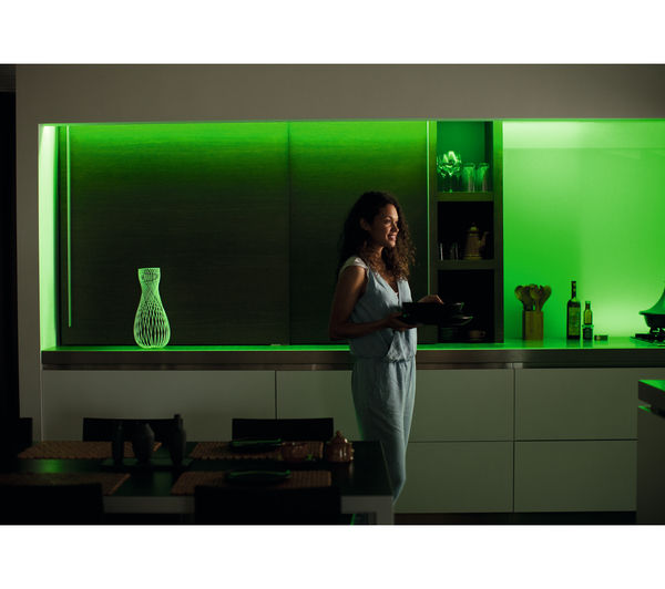 Ultramoderne Buy PHILIPS Hue Smart LightStrip Plus LED Extension Pack | Free VL-63