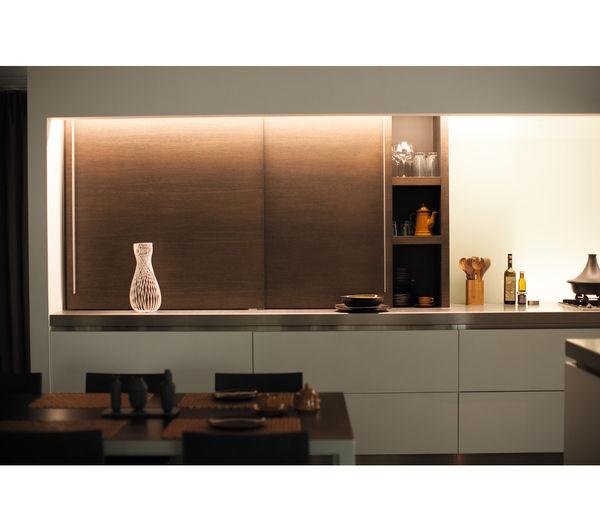 buy philips hue smart lightstrip plus led extension pack free delivery currys. Black Bedroom Furniture Sets. Home Design Ideas