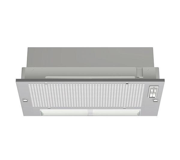BOSCH DHL535BGB Canopy Cooker Hood - Silver