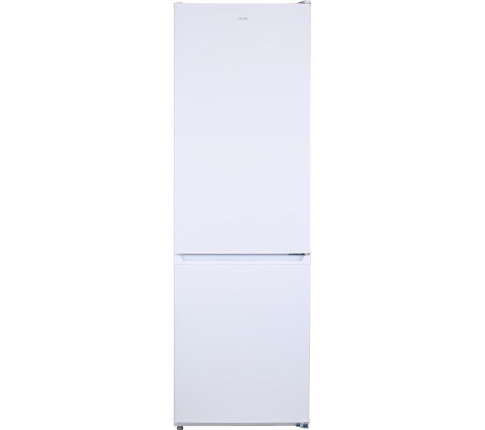 LOGIK LFC60W16 60/40 Fridge Freezer - White