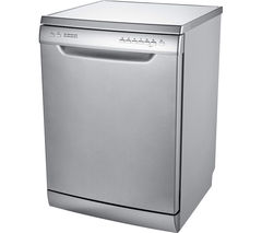 ESSENTIALS CDW60S16 Full-size Dishwasher - Silver Best Price, Cheapest Prices