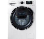 SAMSUNG AddWash WW90K6414QW Washing Machine - White