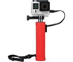 JOBY JB01386-BWW Action Camera Battery Grip - Red
