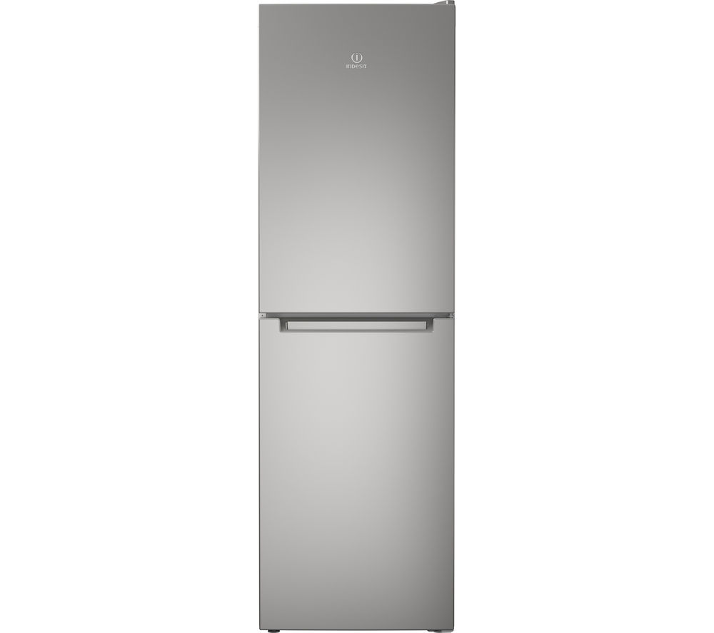 INDESIT LD85F1S 50/50 Fridge Freezer - Silver
