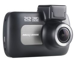 Nextbase 212 Lite 1080p Full HD DVR Dashboard Digital Driving Video Recorder In Car Dash Camera