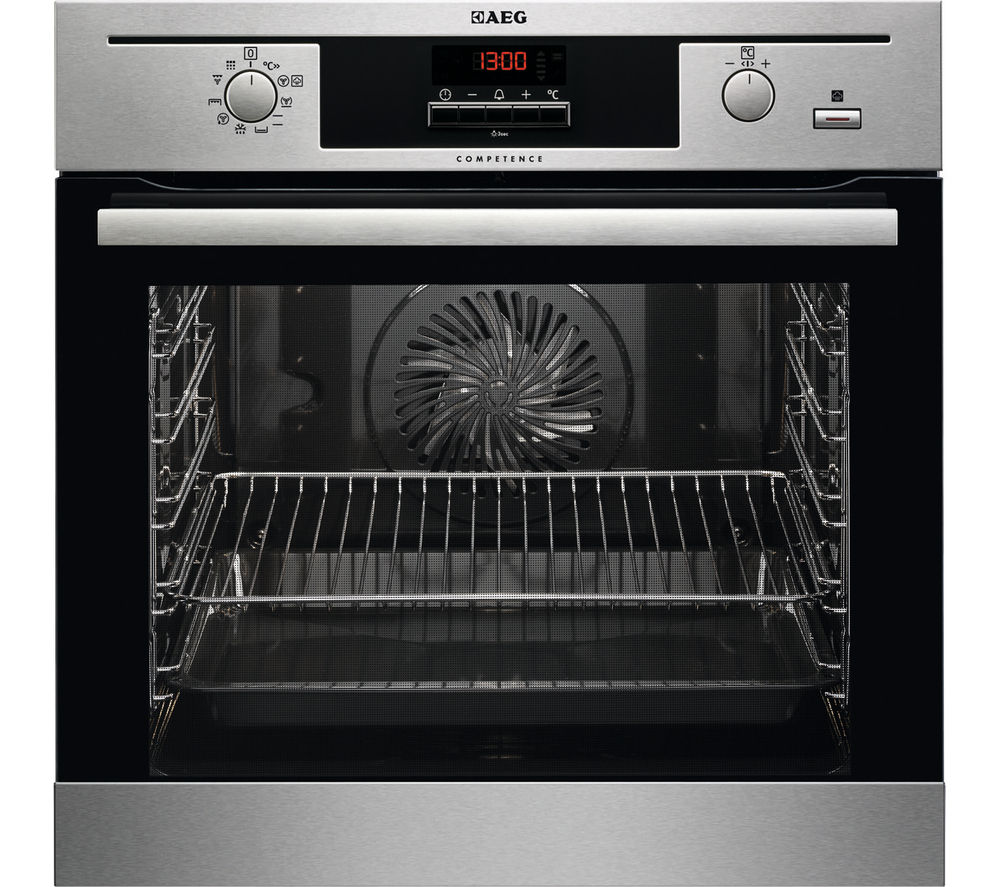 AEG Steambake BP500452DM Electric Oven - Stainless Steel