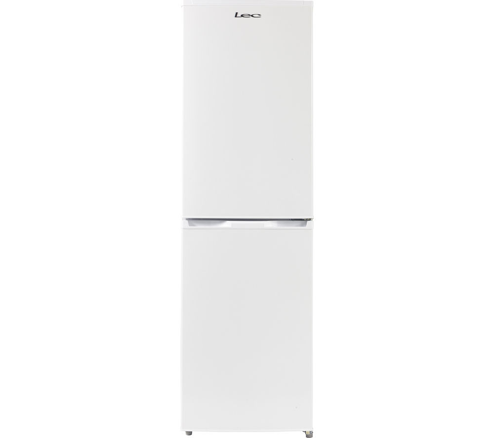 LEC TF55185W 60/40 Fridge Freezer - White