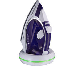 Freedom 23300 Cordless Steam Iron - Purple & White