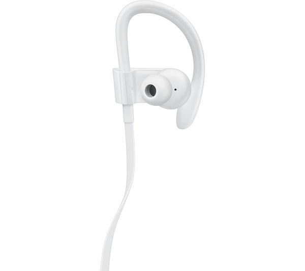 edc9f99db8f Buy BEATS Powerbeats3 Wireless Bluetooth Headphones - White | Free ...