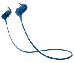 SONY EXTRA BASS MDR-XB50BS Wireless Bluetooth Headphones - Blue