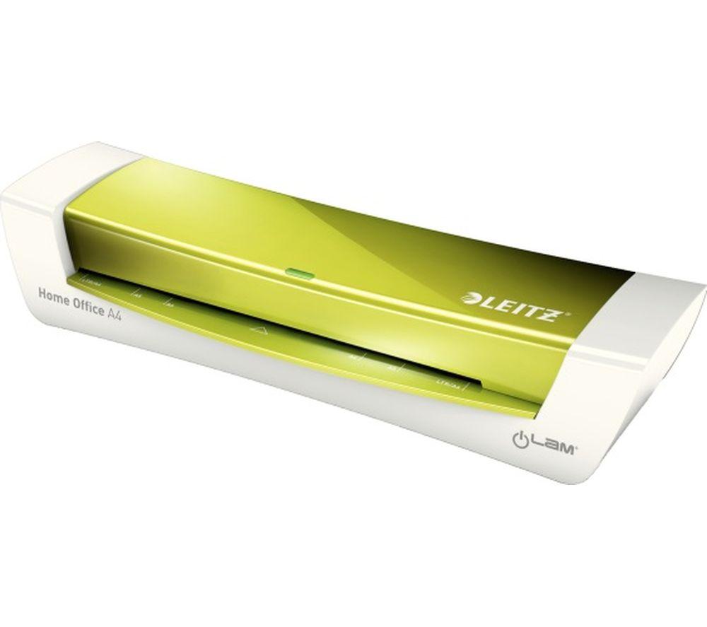 LEITZ iLAM A4 Laminator - Green