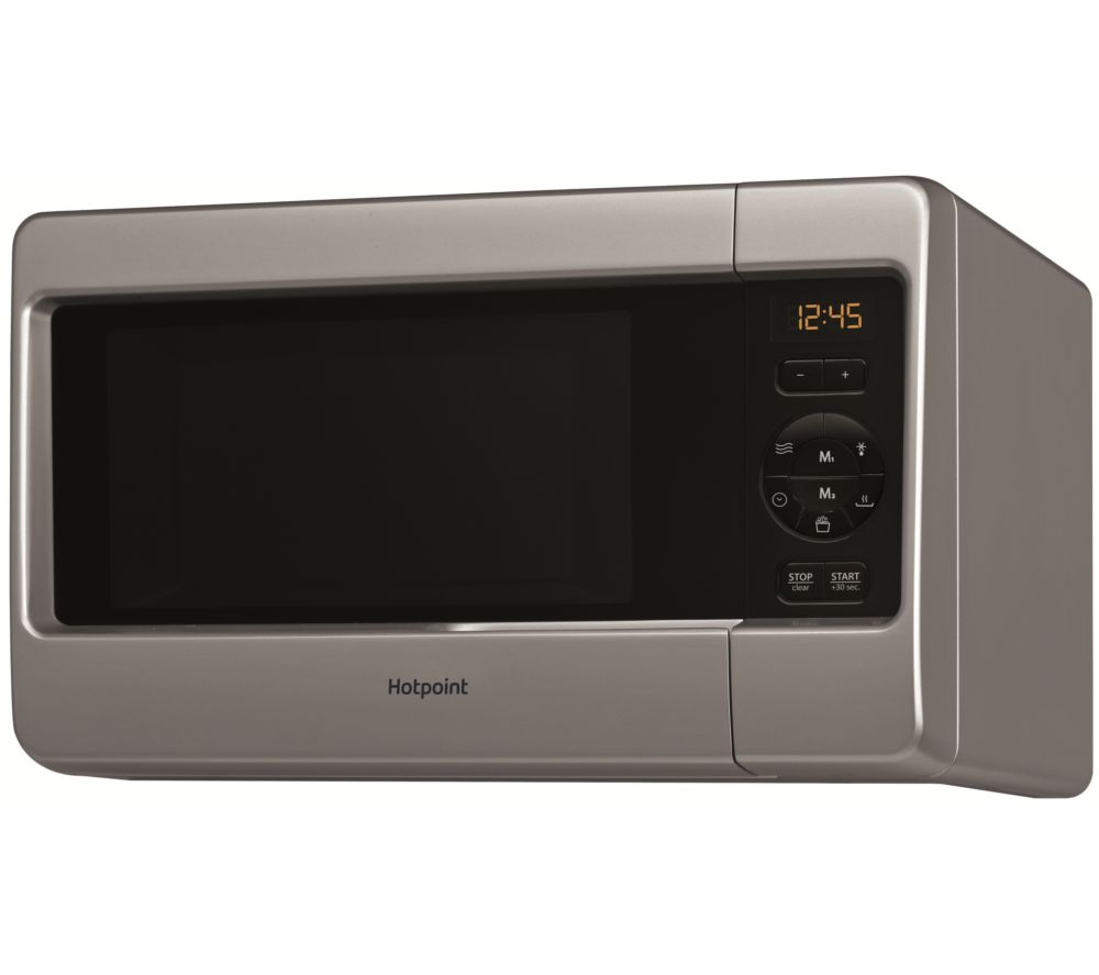 HOTPOINT HD Line 4 YOU MWH 2421 Solo Microwave - Graphite