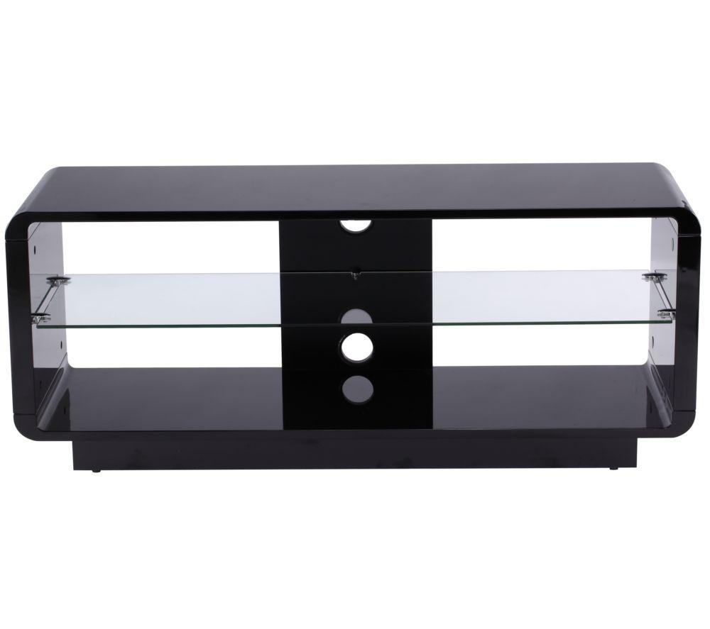 ALPHASON Luna 1200 TV Stand - Black