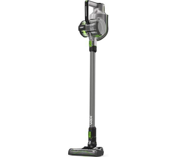 Image of VAX Blade 24V Ultra Cordless Vacuum Cleaner - Titanium & Green