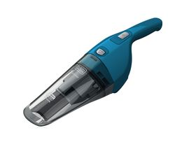 BLACK + DECKER Wet & Dry Dustbuster WDB215WA-GB Handheld Vacuum Cleaner - Blue