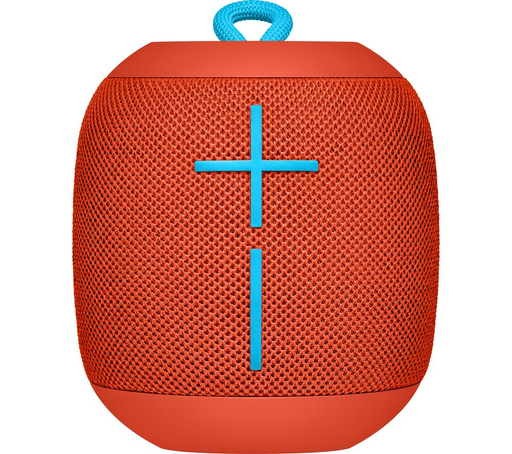 ULTIMATE EARS Wonderboom Portable Bluetooth Wireless Speaker - Fireball