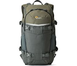 LOWEPRO Flipside Trek LP37014-PWW Mirrorless Camera Backpack - Green