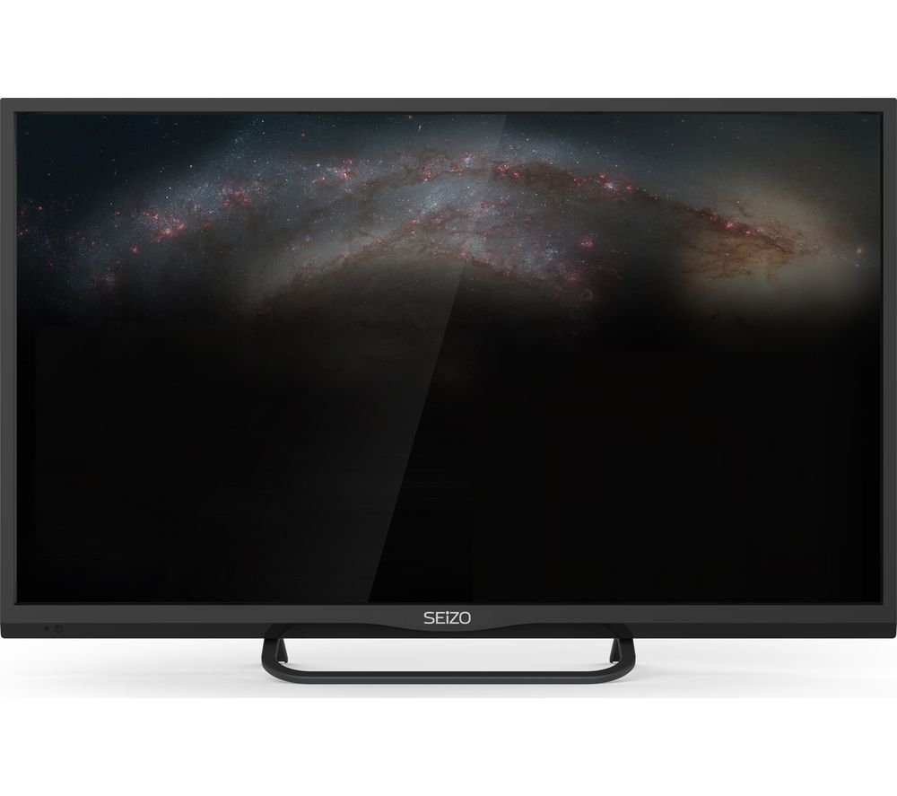 Compare retail prices of 32 SEIZO SO32HD01UK Smart LED TV Silver to get the best deal online