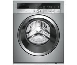 GRUNDIG GWN49460CX 9 kg 1400 Spin Washing Machine - Stainless Steel