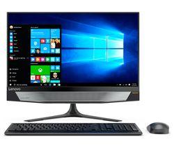 """LENOVO IdeaCentre AIO 720-24L 23.8"""" All-in-One PC - Silver"""