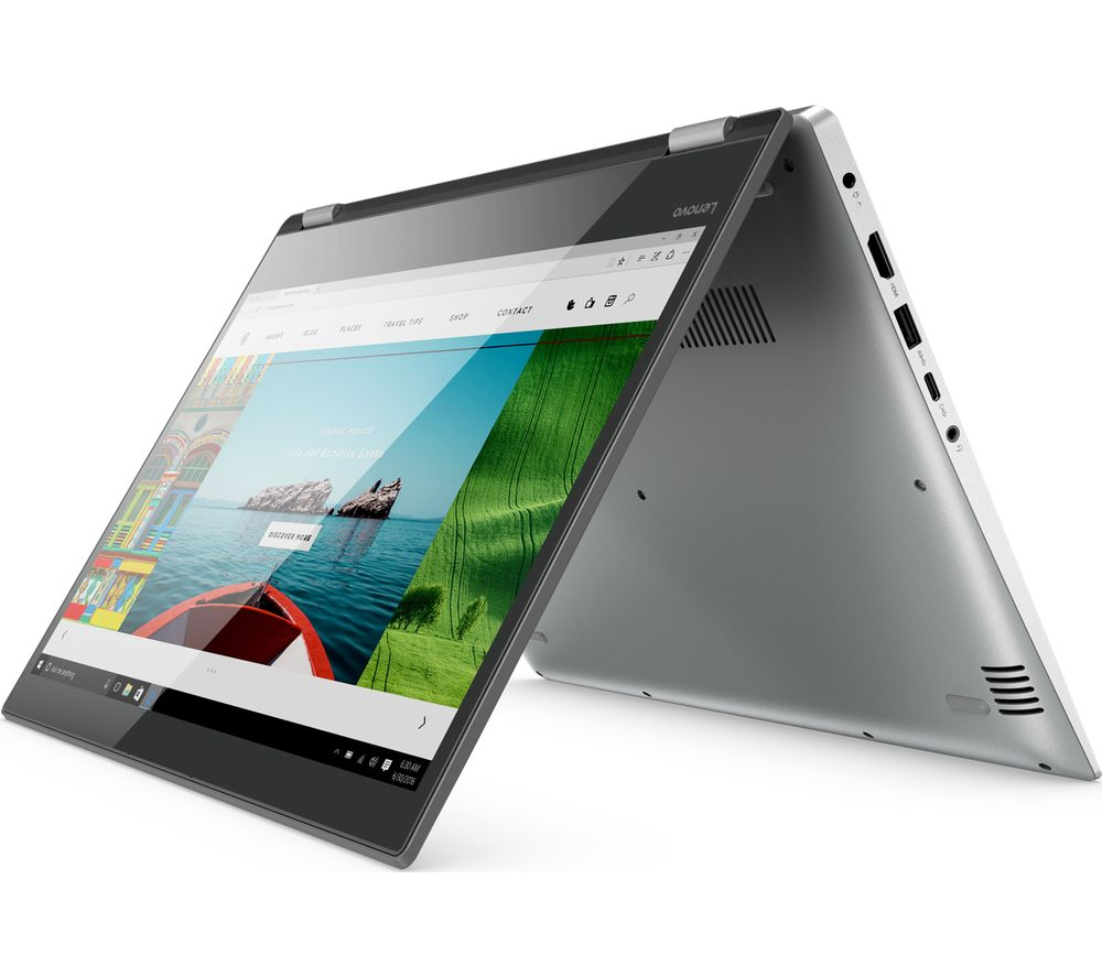 "LENOVO Yoga 520-14IKB 14"" Touchscreen 2 in 1 - Grey"