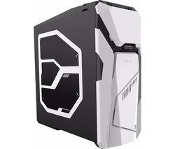 ASUS ROG Strix GD30 Gaming PC - Black & White