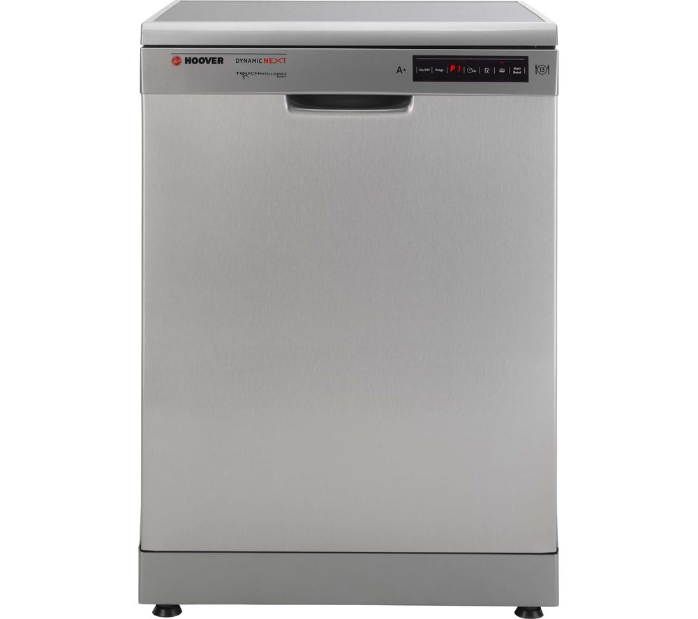 HOOVER HDP 1D39X Full-size Dishwasher - Stainless Steel