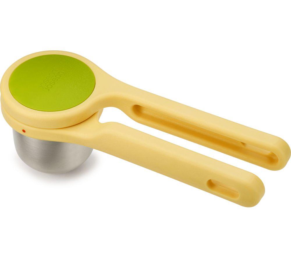 JOSEPH JOSEPH Helix Citrus Press - Green & Yellow