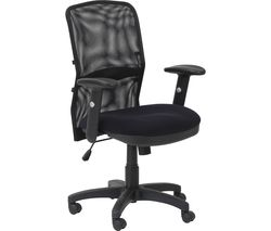 Dakota Tilting Operator Chair - Black